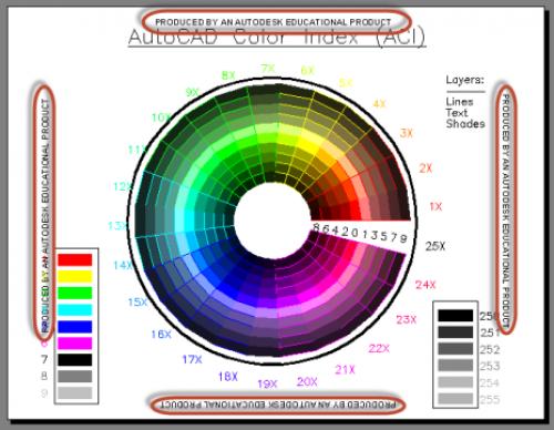 EduFinder - Educational Plot Stamp Finder for AutoCAD DWG drawing files