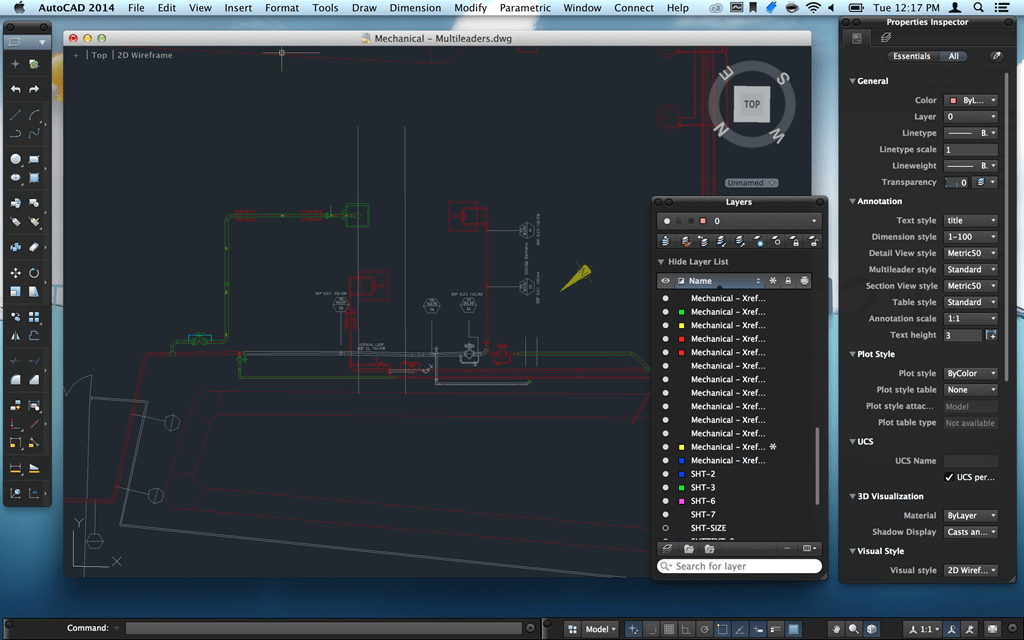 Autocad lt 2018 for mac 17