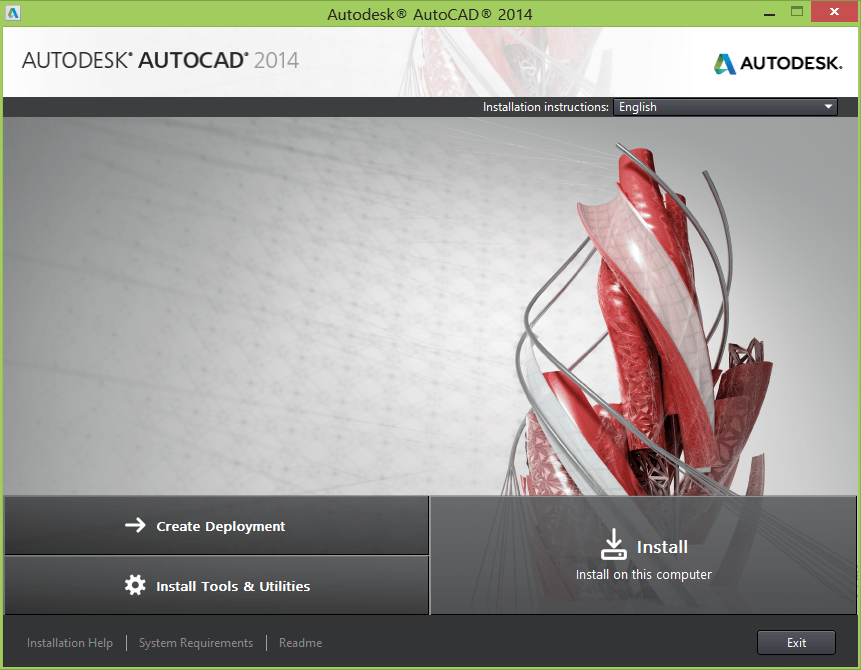 free download autocad 2014 for windows 7 32 bit