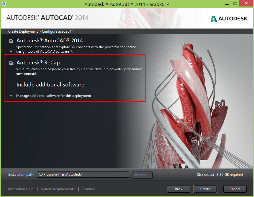 Autocad Setup on Install Windows 10 Product Key