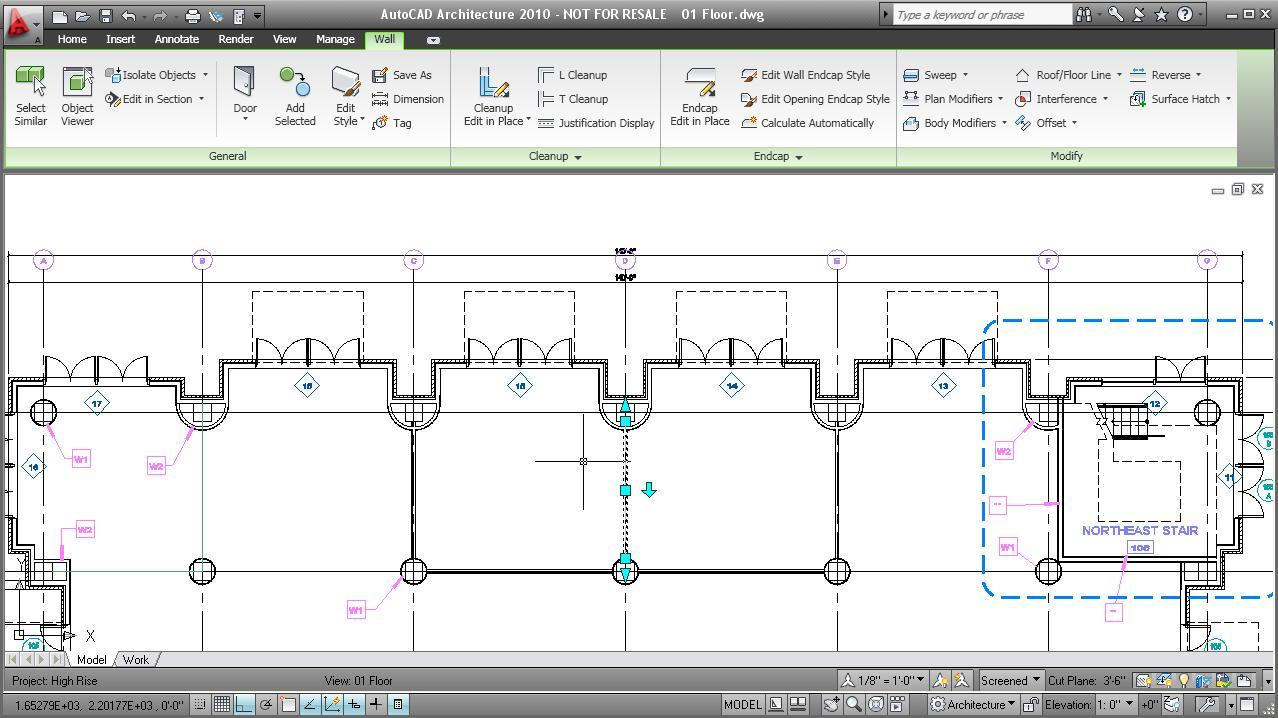 Autocad architecture 2010 jtb world for Pdf a cad