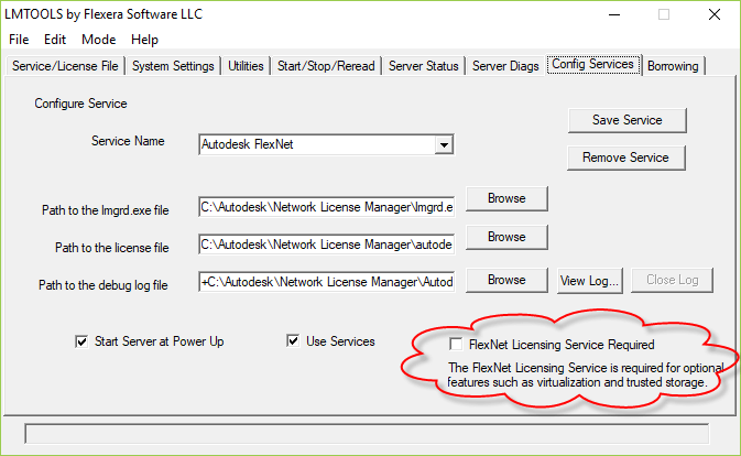 JTB World Blog: Autodesk Network license Manager 11 14 1 3