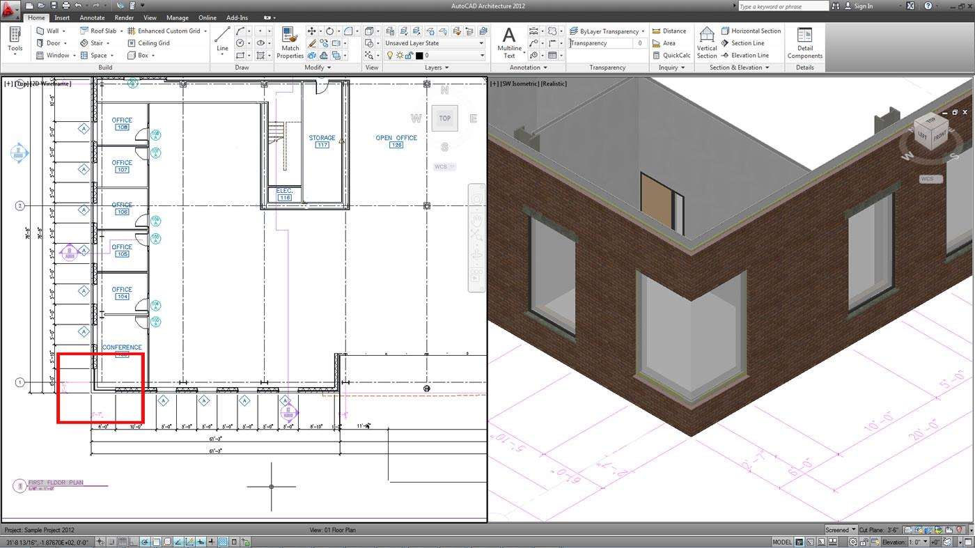 AutoCAD Architecture 2012 - JTB World