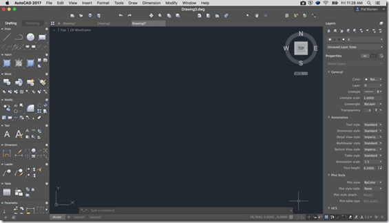 AutoCAD 2017 for Mac